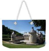 Palace Bussy - Rabutin - Burgundy Weekender Tote Bag