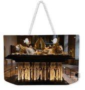 Palace Dijon - Salle De Gardes Weekender Tote Bag