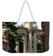 Palace Fine Arts Pillars And Urn Weekender Tote Bag