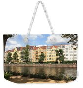 Palace Garden View Weekender Tote Bag