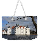Palace Gluecksburg - Germany Weekender Tote Bag