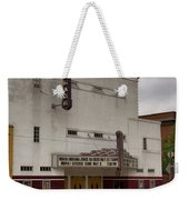 Palace Movie Theater Weekender Tote Bag