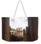 Palace Of Fine Arts 8 Weekender Tote Bag