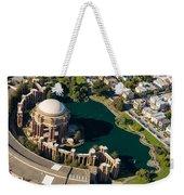 Palace Of Fine Arts Aloft Weekender Tote Bag