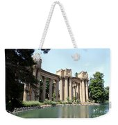 Palace Of Fine Arts Colonnades  Weekender Tote Bag