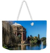 Palace Of Fine Arts In Color Weekender Tote Bag