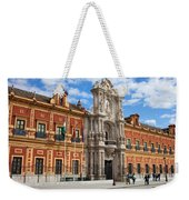 Palace Of San Telmo In Seville Weekender Tote Bag