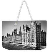 Palace Of Westminster Weekender Tote Bag