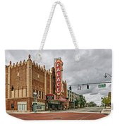 Palace Theater Weekender Tote Bag