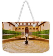 Palacios Nazaries In Granada Weekender Tote Bag