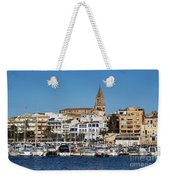 Palamos Spain Weekender Tote Bag