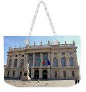 Palazzo Madama In Turin Weekender Tote Bag