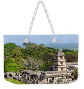 Palenque Palace Weekender Tote Bag