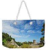 Palenque Temples Weekender Tote Bag