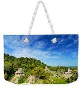 Palenque View Weekender Tote Bag
