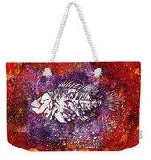 Paleo Fish Weekender Tote Bag