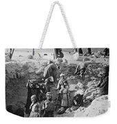 Palestine Archeology Weekender Tote Bag