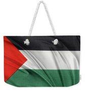 Palestine Flag Weekender Tote Bag