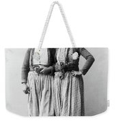 Palestine Gypsies, 1893 Weekender Tote Bag
