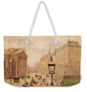 Pall Mall From The National Gallery Weekender Tote Bag