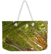 Palm Blossoms Weekender Tote Bag