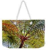 Palm Canopy Weekender Tote Bag