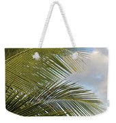 Palm Close Up 3 Weekender Tote Bag