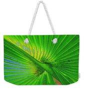 Palm Frond Work A Weekender Tote Bag