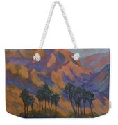 Palm Oasis At La Quinta Cove Weekender Tote Bag