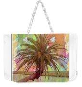 Palm On The Loop Weekender Tote Bag