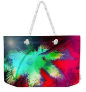 Palm Prints Weekender Tote Bag