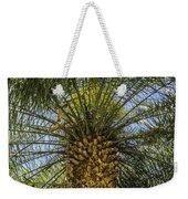 Palm Sky Weekender Tote Bag