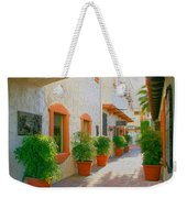 Palm Springs Courtyard Weekender Tote Bag