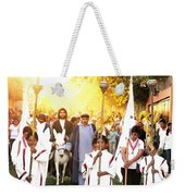Palm Sunday - Mexico Weekender Tote Bag
