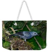 Palm Tanager Weekender Tote Bag