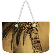 Palm Tree At The Aladdin Casino Weekender Tote Bag