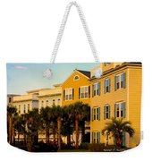 Palm Tree Beauty At Isle Of Palms Weekender Tote Bag