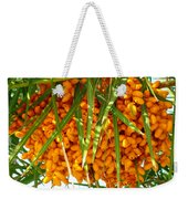 Palm Tree Fruit 1 Weekender Tote Bag