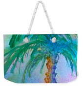 Palm Tree Study Weekender Tote Bag