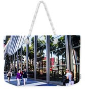 Palm Trees In Reflection 3 Weekender Tote Bag