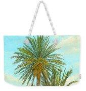 Palm Trees Weekender Tote Bag