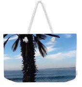 Palm Waves Weekender Tote Bag