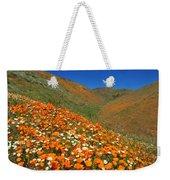 Palmdale Poppies Weekender Tote Bag