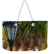 Palmetto Gas Light Weekender Tote Bag