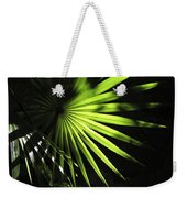 Palmetto And Rays Weekender Tote Bag