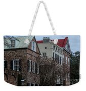 Palmetto Tin Roofs Weekender Tote Bag