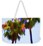 Palms 8 Weekender Tote Bag