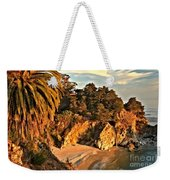 Palms Over Mcway Weekender Tote Bag by Adam Jewell
