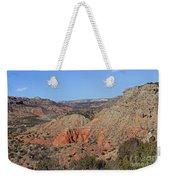 Palo Duro Canyon 021013.282 Weekender Tote Bag