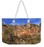 Palo Duro Canyon 021713.102 Weekender Tote Bag